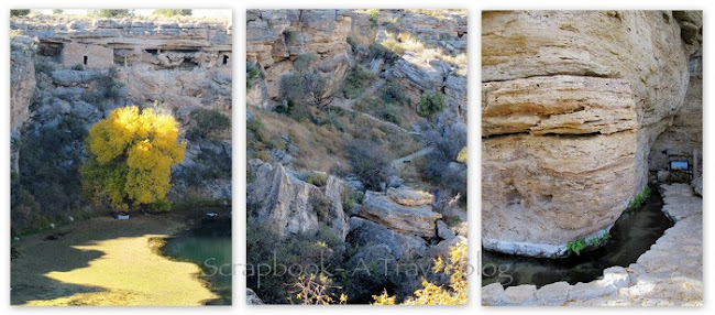 Montezuma's Well in Arizona