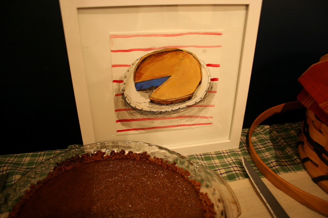 Release Party for Pie: A Hand Drawn Almanac, Washington, D.C.