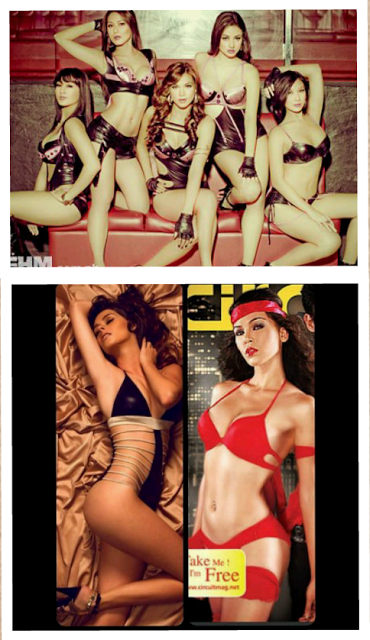Bet On Your Baby Dina Bonnevie Fhm - image 8