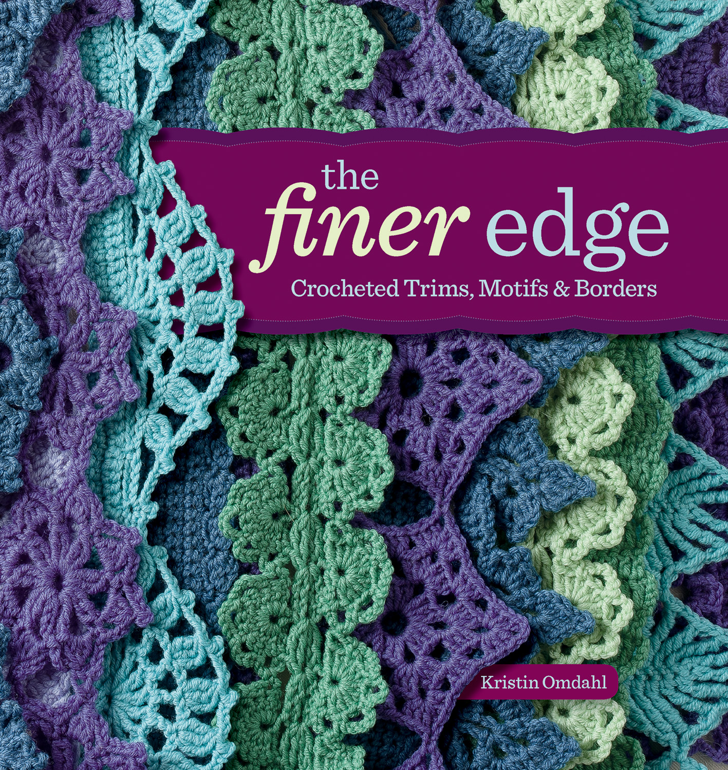 Knitting With Beads Book : The crochet doctor™