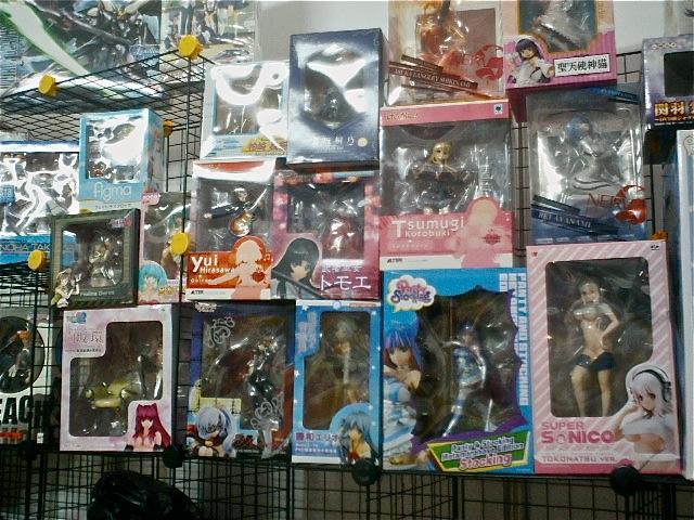 Expo Tnt Stands : El rey de otaku hoy noviembre empezan expo tnt