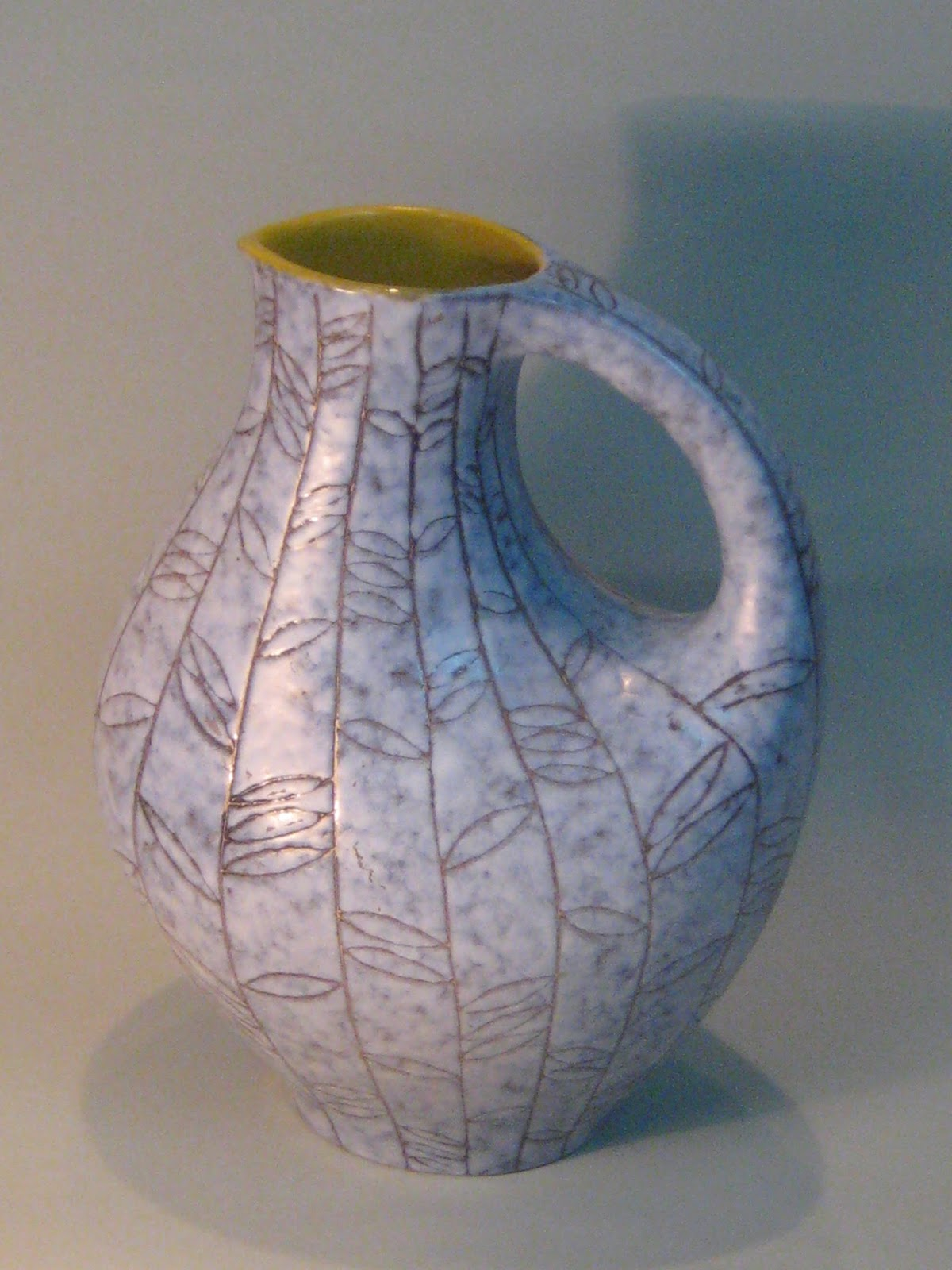 Odalisca madrid art nouveau art deco dise o del siglo - Ceramica decoracion ...