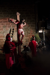 Cruz pasos semana Santa