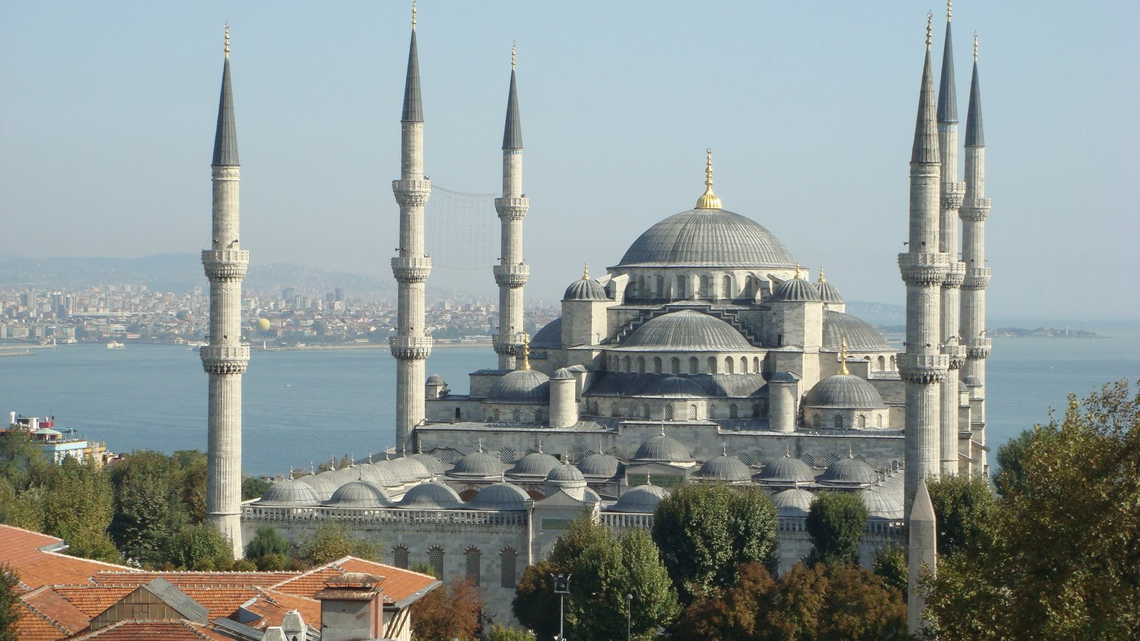 World Wondering: Preview: The Blue Mosque