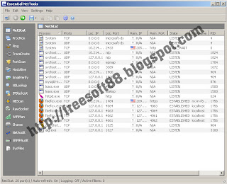 Essential NetTools 4.3 Build 267 Multilanguage