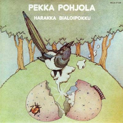 Pekka Pohjola - Harakka Bialoipokku (B The Magpie) 1974 (Finland, Jazz-Rock/Fusion)