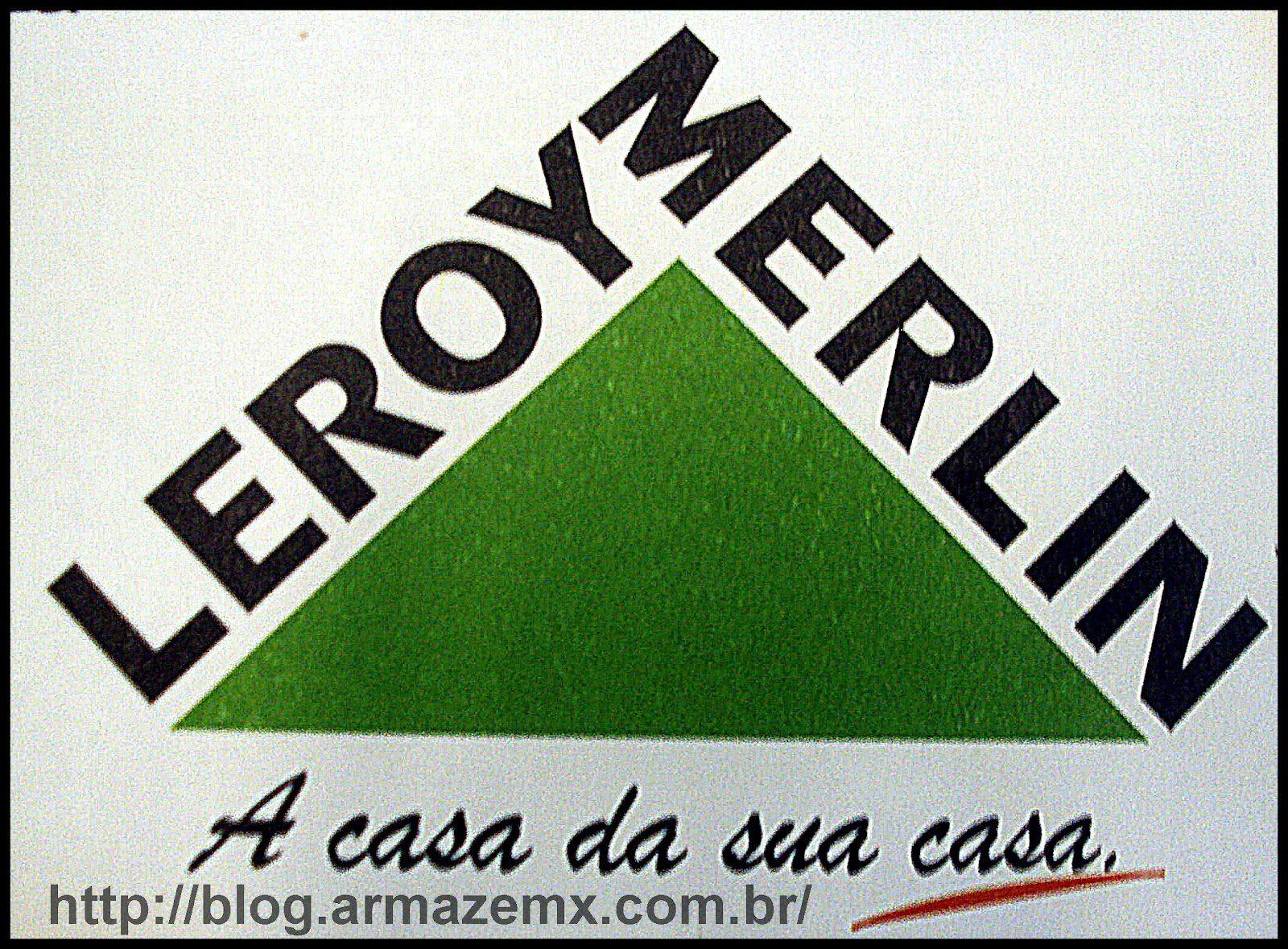 Obrigada Leroy Merlin por mais essa oportunidade! #2E6714 1600 1179