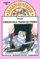 PINOCHO EN EL TEATRO DE TÍTERES