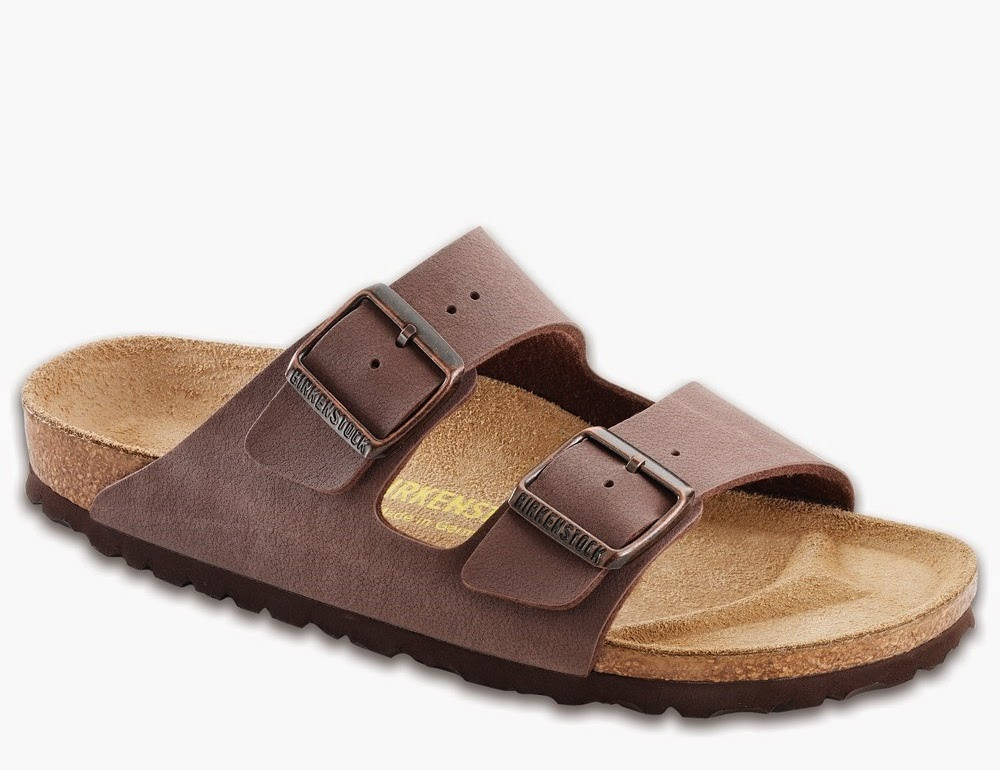 Mrs Jack Of All Trades: Trend : Birkenstock Style Sandals