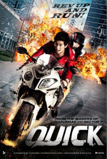 Quick (2011) Movie Poster