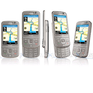 Nokia 6710 GPS Navigator 3G phone which supports HSDPA technology