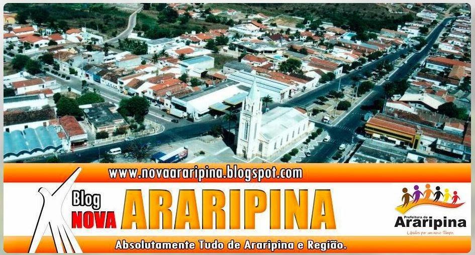 BLOG NOVA ARARIPINA