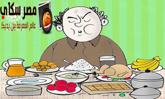 كيف ينتفع جسدك بالغذاء ولماذا نشعر بالجوع ؟