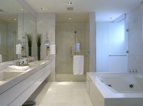 Arte e Design Estilo únicoRoberto Migotto -> Banheiro Clean Simples