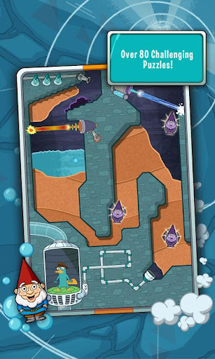 ¿Dónde está mi Perry? para Android e iPhone, Nuevo juego de Rompecabezas de Disney