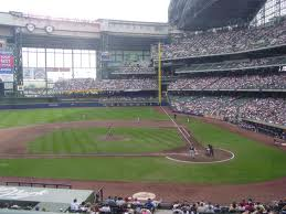 Brewers Opening Day 2013