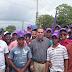 Monte Plata: Francisco Javier exhorta a funcionarios atender las bases peledeistas