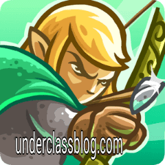 Kingdom Rush Origins 1.4.0 (Original & Mod) Apk + Data