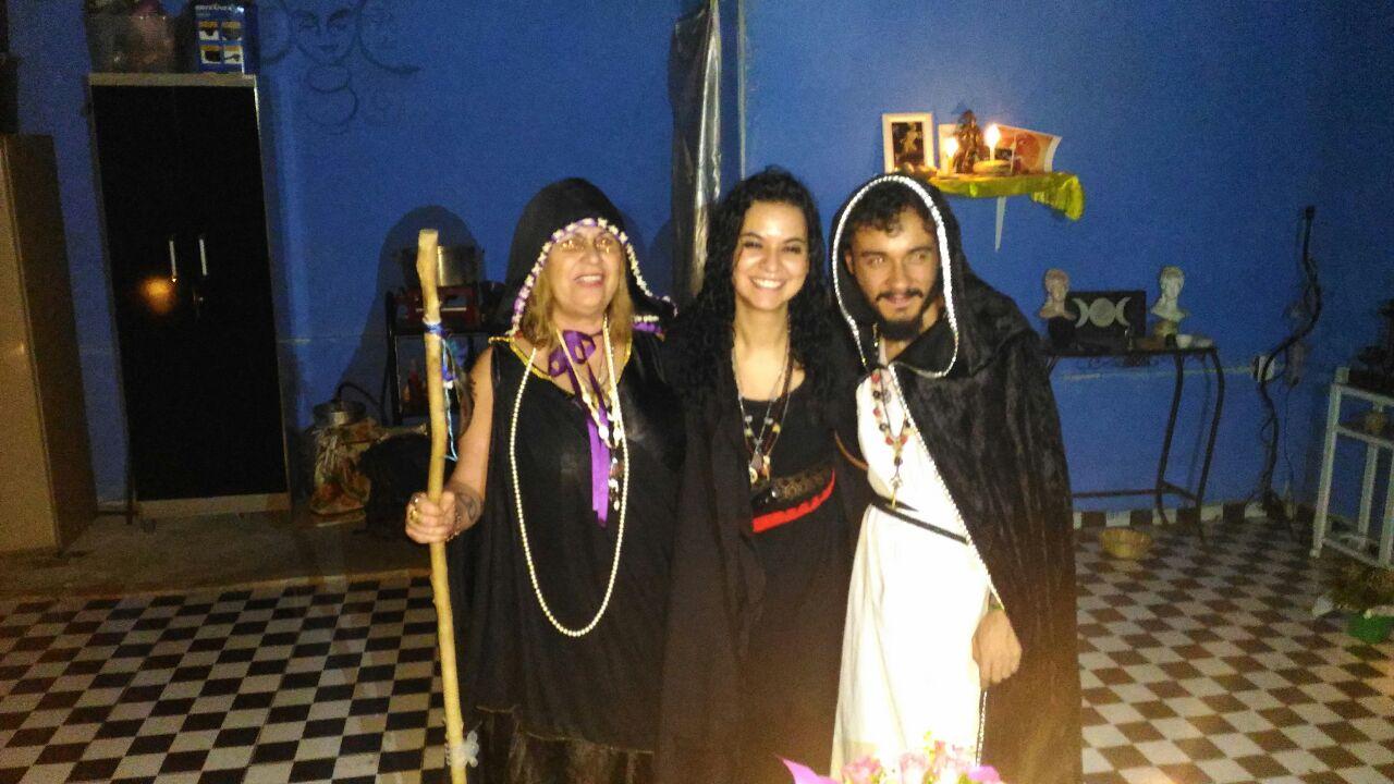 Iniciação EAM- Bruxaria Eclética (Arcano Sagrado)