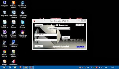 N3 Keygen ID untuk Login WiFi ID Full Gratis
