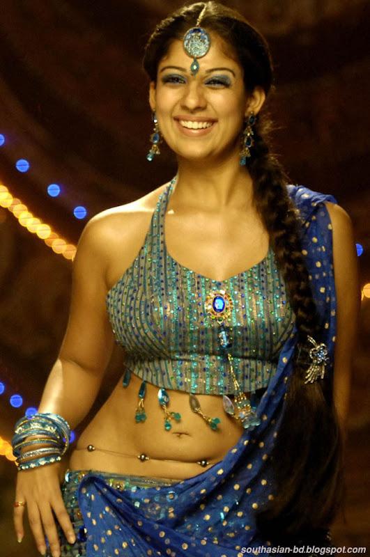 Nayantara In Super Kannada Movie Hot Navel Show Photos Pics Photoshoot images