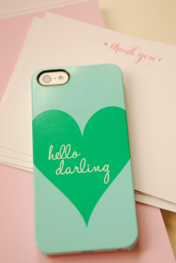 Cute, Minimal iPhone 4 Case