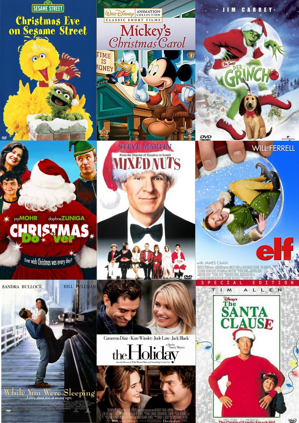 The World Of CsorEsz: Why Are British Christmas Movies ...