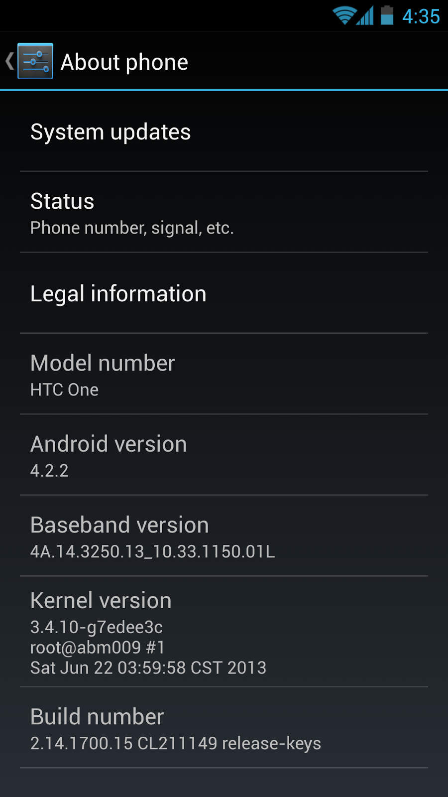 android revolution hd edition for htc one android coliseum