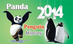 Panda Penguin History