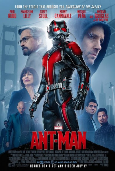 Poster of Ant Man 2015 720p HDRip English