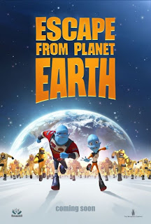 ESCAPA Download   Escape From Planet Earth (2013)