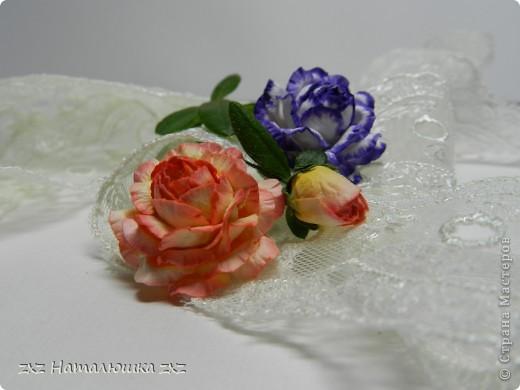 Розы для скрапбукинга своими руками мастер класс
