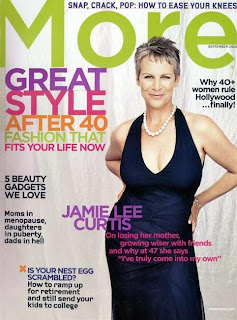 Jamie Lee Curtis Magazine Cover Pictures