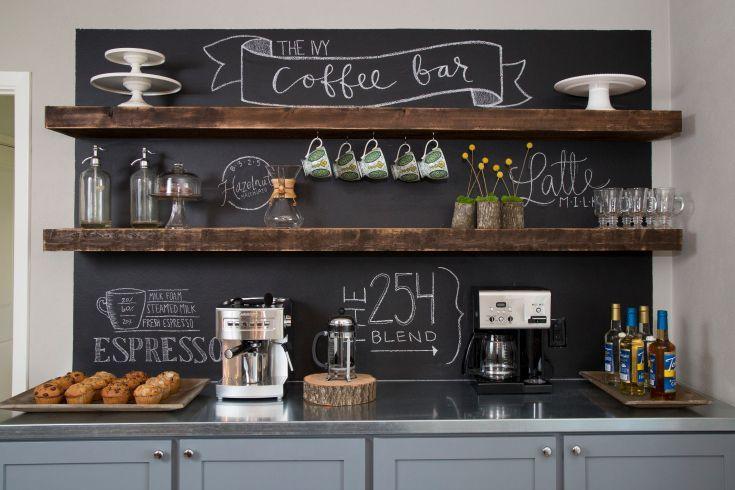 Schoolbordverf De Keuken : Moois en liefs keukens