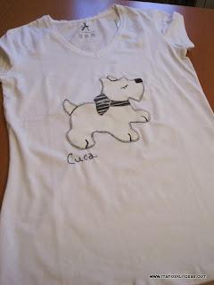camiseta westy