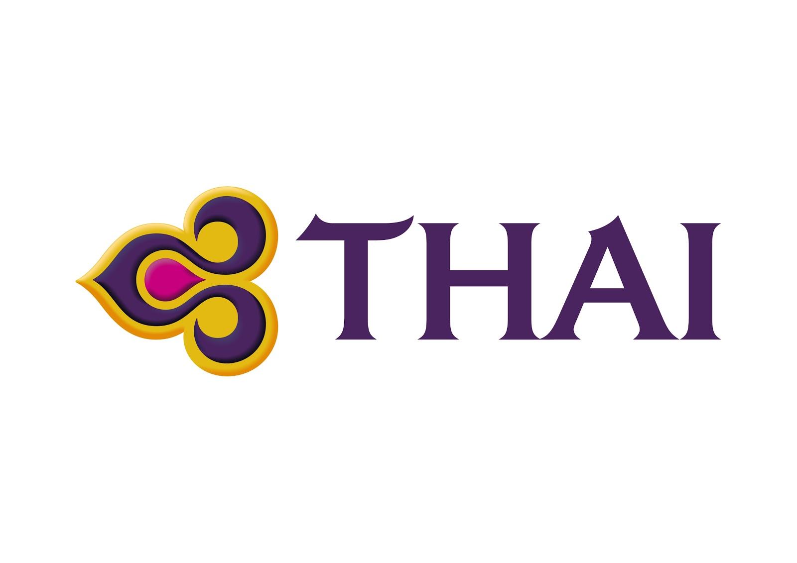 Risultato immagine per thaiairways logo