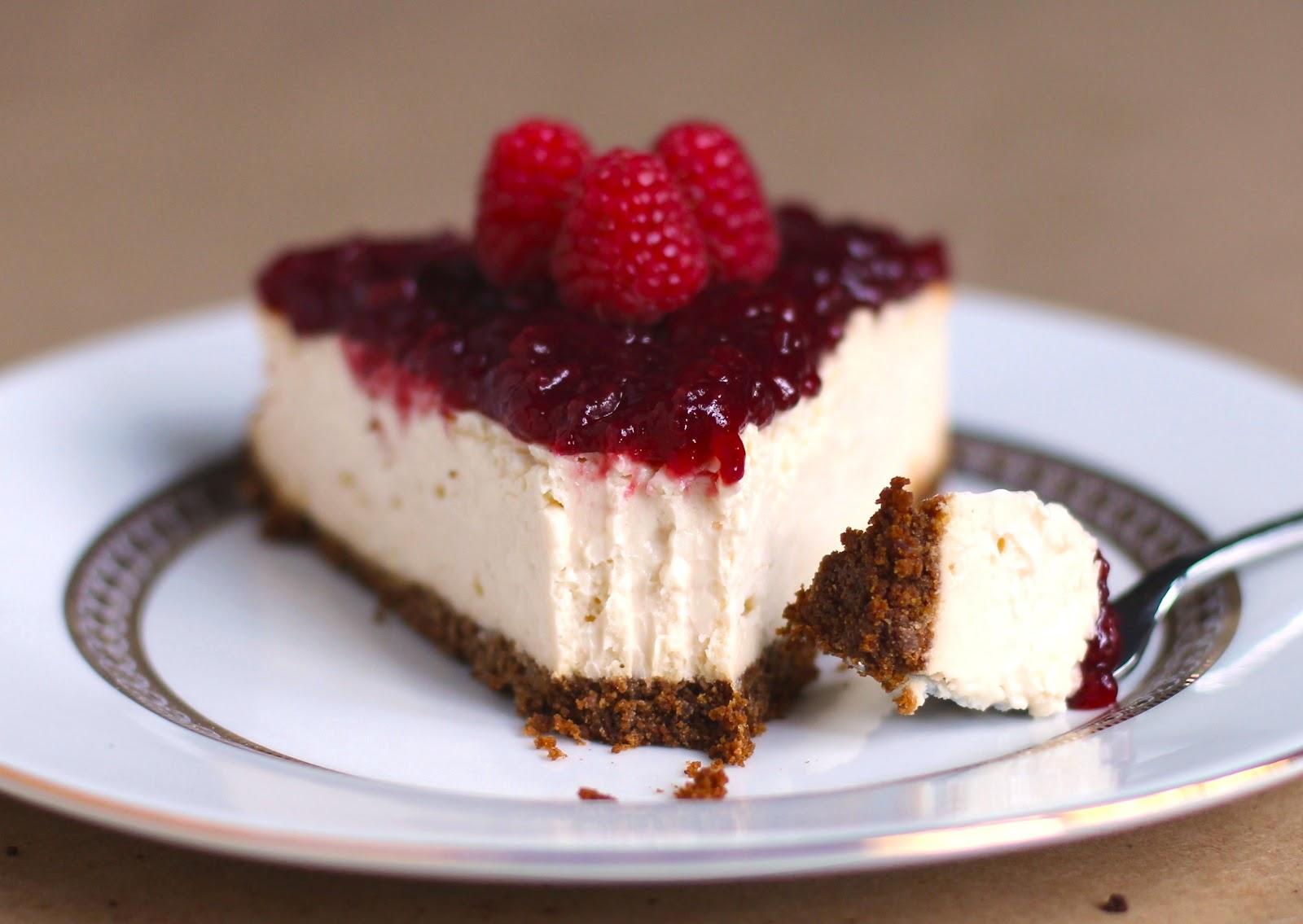 New York Cheesecake Recipe — Dishmaps