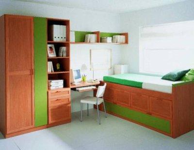 Decoraciones y hogar bonitos y modernos closets para for Closet modernos para habitaciones