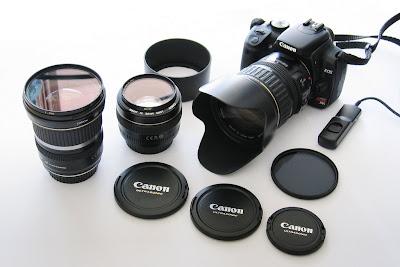 10 Cara Mudah Merawat Kamera DSLR