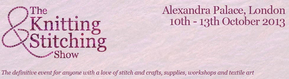 Knitting And Stitching Show October : Knitting and Stitching Show at Alexandra Palace