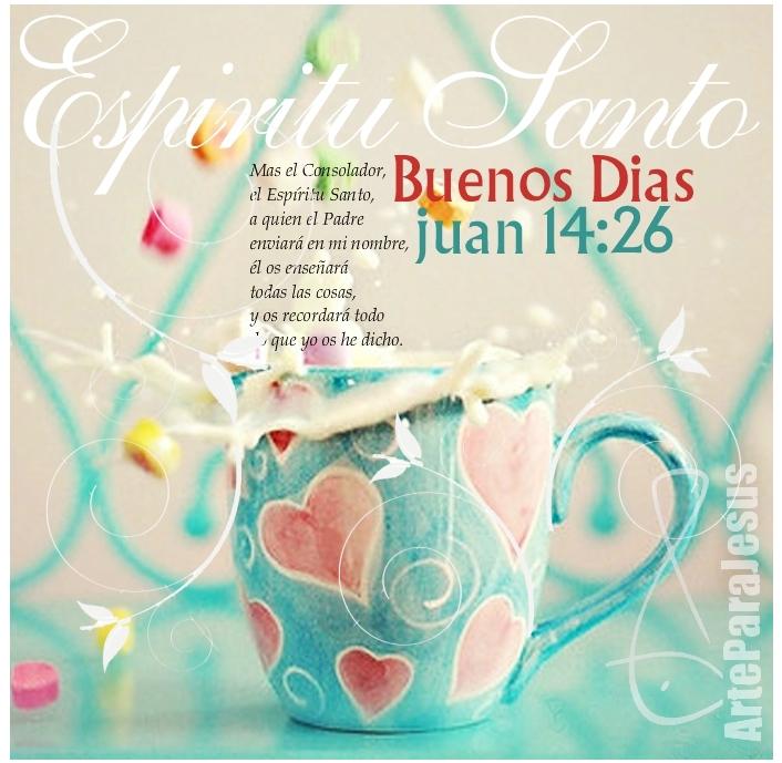 Jesus buenos dias
