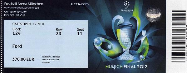 2012, MUNIC (Chelsea)