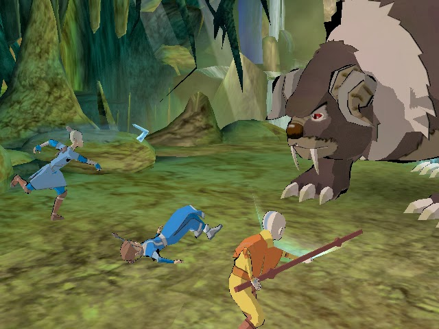 Last airbender game download