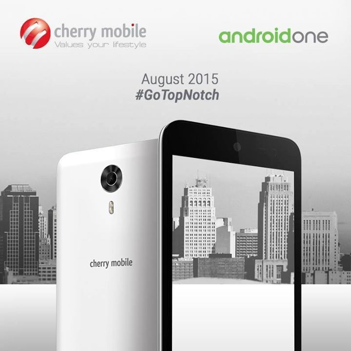 Cherry Mobile Top-notch Android One 4G, LTE Capable