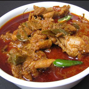 Indian Food Chicken Curry