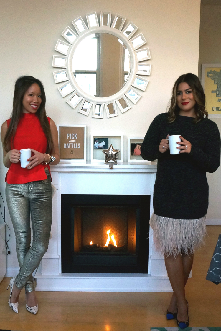 blogger collaboration for the holidays
