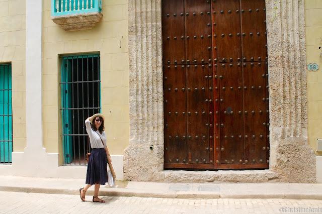 Wooden Doors of Cuba