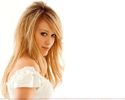 Hilary Duff Super Star of Hollywood