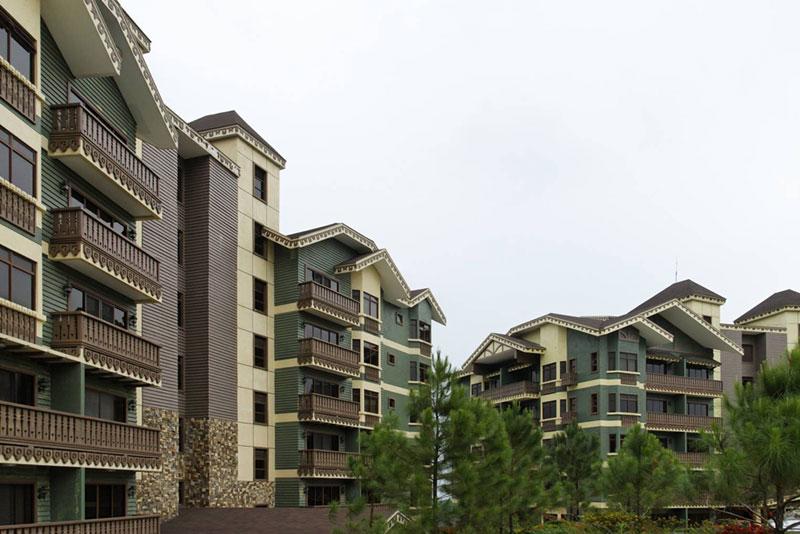 Crosswinds Swiss Luxury Resort Tagaytay Philippines