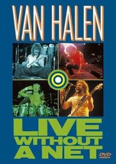 Eddi Van Halen Live 1986